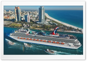 Carnival Cruise Ultra HD Wallpaper for 4K UHD Widescreen desktop, tablet & smartphone