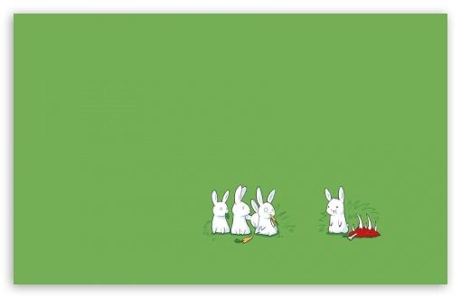 Carnivorous rabbit 4k hd desktop wallpaper for 4k ultra hd tv download carnivorous rabbit hd wallpaper voltagebd Image collections