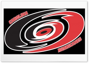 Carolina Hurricanes HD Wide Wallpaper for Widescreen