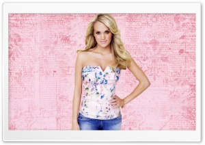 Carrie Underwood HD Wide Wallpaper for 4K UHD Widescreen desktop & smartphone