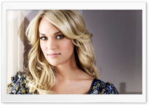 Carrie Underwood Portrait HD Wide Wallpaper for Widescreen