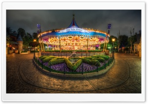 Carrousel HD Wide Wallpaper for Widescreen