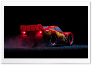 Cars 3 2017 movie, Lightning McQueen Ultra HD Wallpaper for 4K UHD Widescreen desktop, tablet & smartphone
