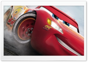 Cars 3 Lightning Mcqueen HD Wide Wallpaper for Widescreen