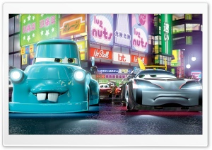 Cars Pixar HD Wide Wallpaper for Widescreen