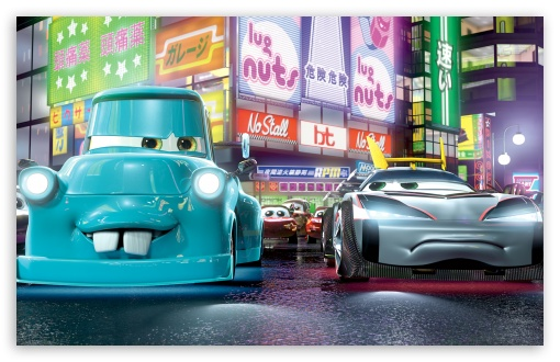 Cars Pixar HD wallpaper for Wide 16:10 5:3 Widescreen WHXGA WQXGA WUXGA WXGA WGA ; HD 16:9 High Definition WQHD QWXGA 1080p 900p 720p QHD nHD ; Mobile 5:3 16:9 - WGA WQHD QWXGA 1080p 900p 720p QHD nHD ; Dual 5:4 QSXGA SXGA ;