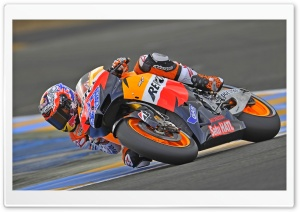 Casey Stoner Honda Team HD Wide Wallpaper for Widescreen