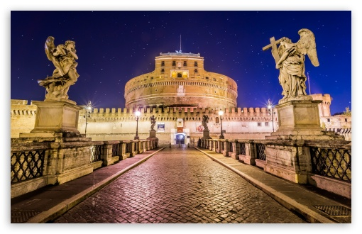 Castel Sant'Angelo Rome HD wallpaper for Wide 16:10 5:3 Widescreen WHXGA WQXGA WUXGA WXGA WGA ; HD 16:9 High Definition WQHD QWXGA 1080p 900p 720p QHD nHD ; Standard 4:3 5:4 3:2 Fullscreen UXGA XGA SVGA QSXGA SXGA DVGA HVGA HQVGA devices ( Apple PowerBook G4 iPhone 4 3G 3GS iPod Touch ) ; Tablet 1:1 ; iPad 1/2/Mini ; Mobile 4:3 5:3 3:2 16:9 5:4 - UXGA XGA SVGA WGA DVGA HVGA HQVGA devices ( Apple PowerBook G4 iPhone 4 3G 3GS iPod Touch ) WQHD QWXGA 1080p 900p 720p QHD nHD QSXGA SXGA ; Dual 4:3 5:4 UXGA XGA SVGA QSXGA SXGA ;