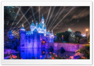 Castle HD Wide Wallpaper for Widescreen