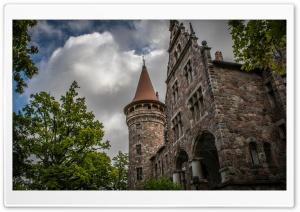 Castle. Ultra HD Wallpaper for 4K UHD Widescreen desktop, tablet & smartphone