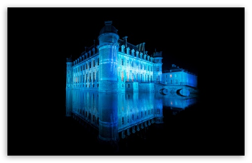 Castle In Blue Light HD wallpaper for Wide 16:10 5:3 Widescreen WHXGA WQXGA WUXGA WXGA WGA ; HD 16:9 High Definition WQHD QWXGA 1080p 900p 720p QHD nHD ; UHD 16:9 WQHD QWXGA 1080p 900p 720p QHD nHD ; Standard 4:3 5:4 3:2 Fullscreen UXGA XGA SVGA QSXGA SXGA DVGA HVGA HQVGA devices ( Apple PowerBook G4 iPhone 4 3G 3GS iPod Touch ) ; Tablet 1:1 ; iPad 1/2/Mini ; Mobile 4:3 5:3 3:2 16:9 5:4 - UXGA XGA SVGA WGA DVGA HVGA HQVGA devices ( Apple PowerBook G4 iPhone 4 3G 3GS iPod Touch ) WQHD QWXGA 1080p 900p 720p QHD nHD QSXGA SXGA ; Dual 5:4 QSXGA SXGA ;