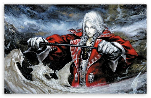Castlevania Harmony Of Dissonance HD wallpaper for Wide 16:10 5:3 Widescreen WHXGA WQXGA WUXGA WXGA WGA ; HD 16:9 High Definition WQHD QWXGA 1080p 900p 720p QHD nHD ; Standard 3:2 Fullscreen DVGA HVGA HQVGA devices ( Apple PowerBook G4 iPhone 4 3G 3GS iPod Touch ) ; Mobile 5:3 3:2 16:9 - WGA DVGA HVGA HQVGA devices ( Apple PowerBook G4 iPhone 4 3G 3GS iPod Touch ) WQHD QWXGA 1080p 900p 720p QHD nHD ;