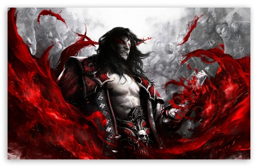 Castlevania Lords Of Shadow 2 4K HD Desktop Wallpaper For
