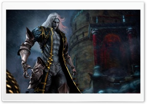 Castlevania Lords Of Shadow 2 Alucard HD Wide Wallpaper for Widescreen