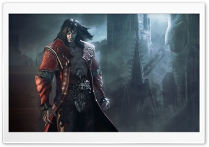 Castlevania Lords Of Shadow 2 Hero HD Wide Wallpaper for Widescreen