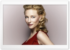 Cate Blanchett 2012 HD Wide Wallpaper for Widescreen
