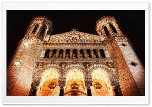 Cathedral Lighting HD Wide Wallpaper for Widescreen