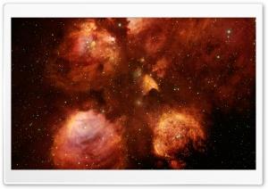 Cats Paw Nebula HD Wide Wallpaper for Widescreen