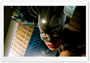 Catwoman HD Wide Wallpaper for Widescreen