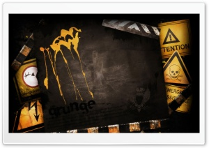 Caution Creative HD Wide Wallpaper for Widescreen