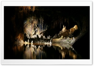 Cave HD Wide Wallpaper for Widescreen
