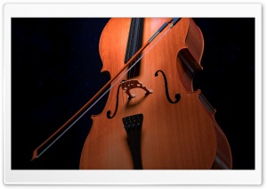 Cello Instrument HD Wide Wallpaper for 4K UHD Widescreen desktop & smartphone
