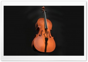 Cello Musical Instrument HD Wide Wallpaper for 4K UHD Widescreen desktop & smartphone