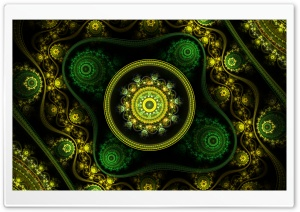 Celtic Flower HD Wide Wallpaper for Widescreen