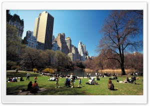 Central Park HD Wide Wallpaper for Widescreen