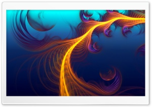 Chakra Flow HD Wide Wallpaper for 4K UHD Widescreen desktop & smartphone
