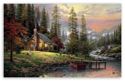 Chalet Painting HD wallpaper for Standard 4:3 5:4 Fullscreen UXGA XGA SVGA QSXGA SXGA ; Wide 16:10 5:3 Widescreen WHXGA WQXGA WUXGA WXGA WGA ; HD 16:9 High Definition WQHD QWXGA 1080p 900p 720p QHD nHD ; Other 3:2 DVGA HVGA HQVGA devices ( Apple PowerBook G4 iPhone 4 3G 3GS iPod Touch ) ; Mobile VGA WVGA iPhone iPad PSP Phone - VGA QVGA Smartphone ( PocketPC GPS iPod Zune BlackBerry HTC Samsung LG Nokia Eten Asus ) WVGA WQVGA Smartphone ( HTC Samsung Sony Ericsson LG Vertu MIO ) HVGA Smartphone ( Apple iPhone iPod BlackBerry HTC Samsung Nokia ) Sony PSP Zune HD Zen ; Tablet 2 Android ; Dual 4:3 5:4 16:10 5:3 16:9 UXGA XGA SVGA QSXGA SXGA WHXGA WQXGA WUXGA WXGA WGA WQHD QWXGA 1080p 900p 720p QHD nHD ;