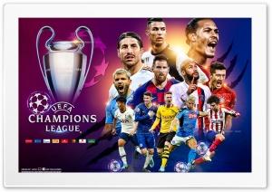CHAMPIONS LEAGUE Ultra HD Wallpaper for 4K UHD Widescreen desktop, tablet & smartphone