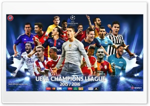 CHAMPIONS LEAGUE 2015 HD Wide Wallpaper for Widescreen