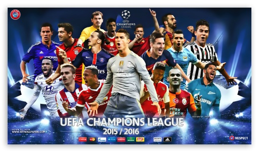 Download CHAMPIONS LEAGUE 2015 HD Wallpaper
