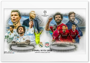 CHAMPIONS LEAGUE FINAL Ultra HD Wallpaper for 4K UHD Widescreen desktop, tablet & smartphone