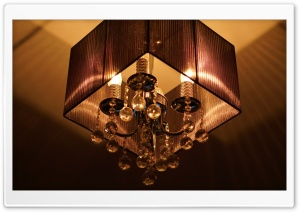 Chandelier HD Wide Wallpaper for Widescreen