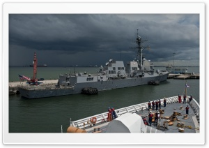 Changi Naval Base HD Wide Wallpaper for Widescreen