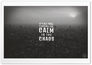 Chaos HD Wide Wallpaper for Widescreen