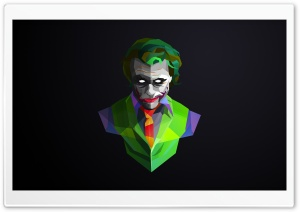Chaos Clown HD Wide Wallpaper for Widescreen
