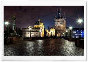 Charles Bridge HD Wide Wallpaper for 4K UHD Widescreen desktop & smartphone