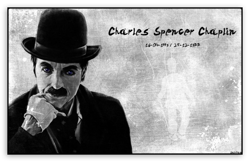 Charlie Chaplin ❤ 4K UHD Wallpaper for Wide 16:10 Widescreen WHXGA WQXGA WUXGA WXGA ;