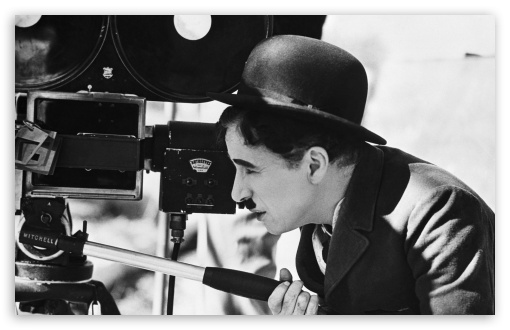 Charlie Chaplin Behind The Camera HD wallpaper for Wide 16:10 5:3 Widescreen WHXGA WQXGA WUXGA WXGA WGA ; HD 16:9 High Definition WQHD QWXGA 1080p 900p 720p QHD nHD ; Standard 4:3 5:4 3:2 Fullscreen UXGA XGA SVGA QSXGA SXGA DVGA HVGA HQVGA devices ( Apple PowerBook G4 iPhone 4 3G 3GS iPod Touch ) ; iPad 1/2/Mini ; Mobile 4:3 5:3 3:2 5:4 - UXGA XGA SVGA WGA DVGA HVGA HQVGA devices ( Apple PowerBook G4 iPhone 4 3G 3GS iPod Touch ) QSXGA SXGA ;