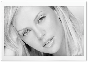 Charlize Theron HD Wide Wallpaper for Widescreen