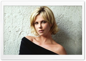 Charlize Theron 78 HD Wide Wallpaper for Widescreen