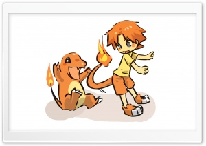 Charmander Pokemon HD Wide Wallpaper for Widescreen