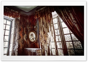 Chateau Scarry Room HD Wide Wallpaper for Widescreen