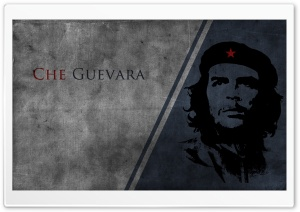 Che Guevara HD Wide Wallpaper for 4K UHD Widescreen desktop & smartphone