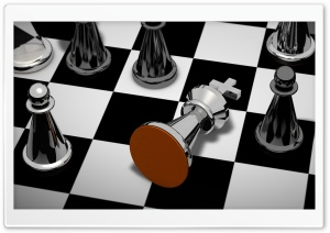 Checkmate Ultra HD Wallpaper for 4K UHD Widescreen desktop, tablet & smartphone