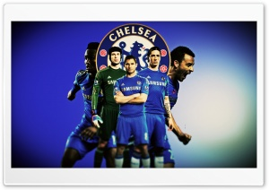 Chelsea FC HD Wide Wallpaper for 4K UHD Widescreen desktop & smartphone