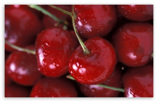 Cherries Close Up HD wallpaper for Wide 16:10 5:3 Widescreen WHXGA WQXGA WUXGA WXGA WGA ; HD 16:9 High Definition WQHD QWXGA 1080p 900p 720p QHD nHD ; Standard 4:3 5:4 3:2 Fullscreen UXGA XGA SVGA QSXGA SXGA DVGA HVGA HQVGA devices ( Apple PowerBook G4 iPhone 4 3G 3GS iPod Touch ) ; Tablet 1:1 ; iPad 1/2/Mini ; Mobile 4:3 5:3 3:2 16:9 5:4 - UXGA XGA SVGA WGA DVGA HVGA HQVGA devices ( Apple PowerBook G4 iPhone 4 3G 3GS iPod Touch ) WQHD QWXGA 1080p 900p 720p QHD nHD QSXGA SXGA ; Dual 16:10 4:3 5:4 WHXGA WQXGA WUXGA WXGA UXGA XGA SVGA QSXGA SXGA ;